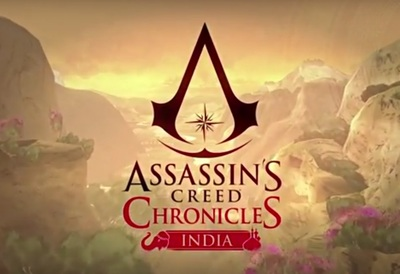 Assassin's Creed Chronicles India by Climax Studios and Ubisoft