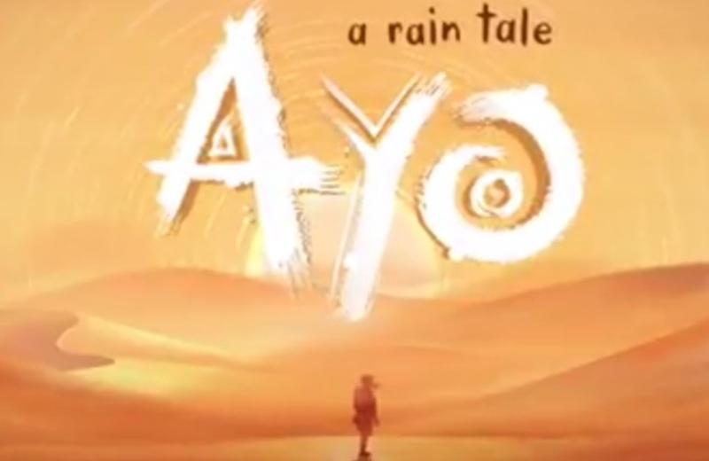 Ayo: A Rain Story by Inkline Ltd for iOS, Android, Mac, and PC  - Computer/Mobile Game Trailer: Ayo A Rain Story