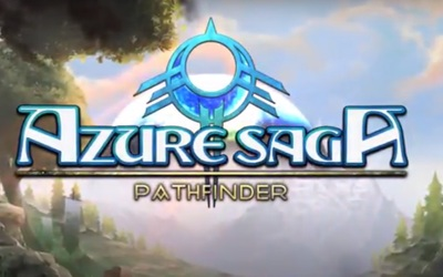 Azure Saga: Pathfinder for Windows and Mac