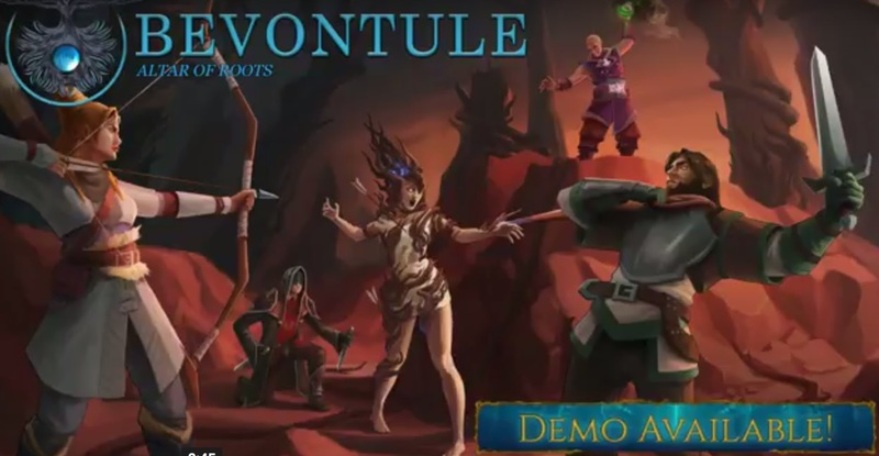 Bevontule: Altar of Roots by Multithreaded Games
