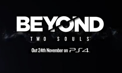 Beyond: Two Souls by Quantic Dream and published by Sony Computer Entertainment for PS3 and PS4.