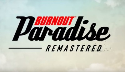 Burnout Paradise Remastered for PS4 and Xbox One