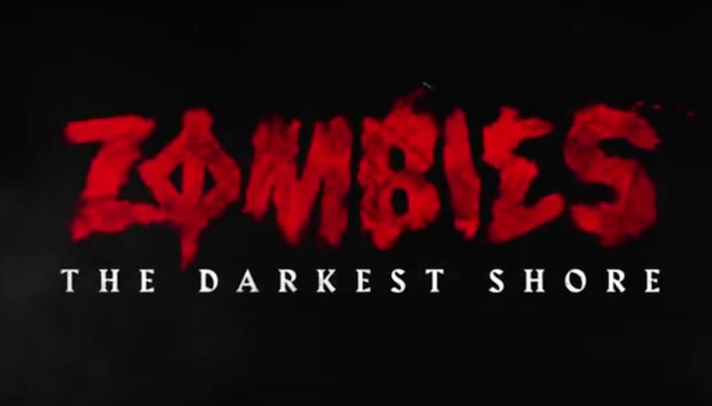 Call of Duty WW2 Zombies The Darkest Shore from The Resistance DLC