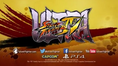Capcom's Ultra Street Fighter IV