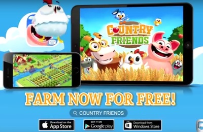 Country Friends by Gameloft