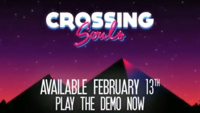 Crossing Souls by Fourattic and Devolver Digital.