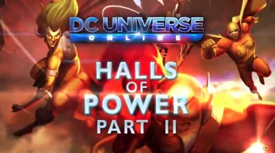 DC Universe Online Halls of Power Part II