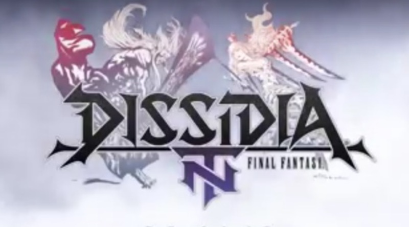 Dissidia Final Fantasy exclusively on PS4  - Console Trailer: Dissidia Final Fantasy