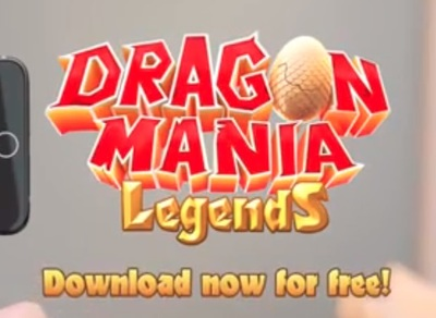 Dragon Mania Legends by Gameloft