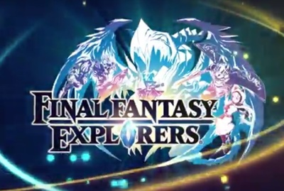 Final Fantasy Explorers for the Nintendo 3DS
