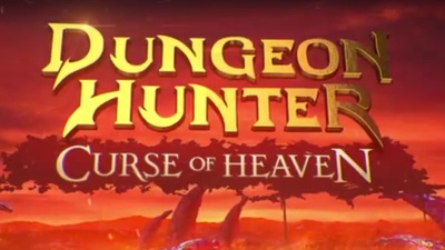 Gameloft's Dungeon Hunter Curse of Heaven for iOS and Android.