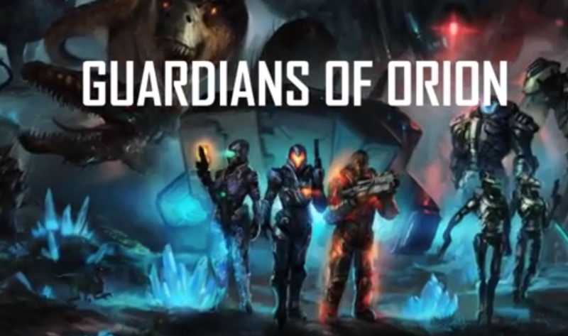 Guardians of Orion by Trek Industries and Spiral Game Studios