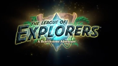 Hearthstone The League of Explorers A solo Adventure