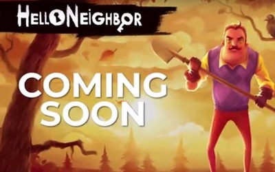 Hello Neighbor coming to PS4