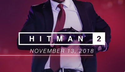 Hitman 2 by IO Interactive and  Warner Bros.