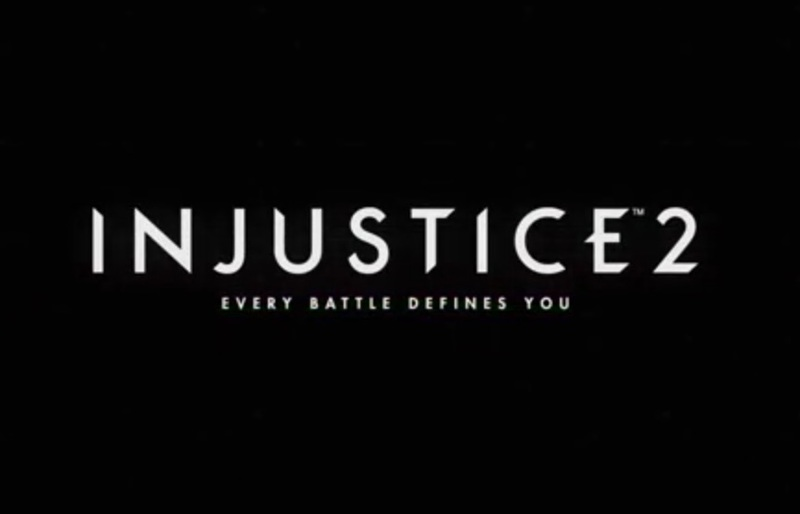 Injustice 2 by NetherRealm Studios and Warner Bros. available on Xbox One, PlayStation 4, iOS, and Android devices.