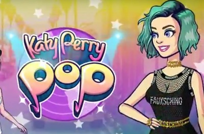 Katy Perry Pop by Glu Games