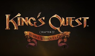 King's Quest by The Odd Gentlemen and Sierra Entertainment
