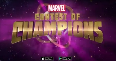 Marvel Contest of Champions for iOS and Android