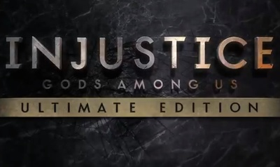 Nightwing Injustice Gods Among Us Ultimate Edition