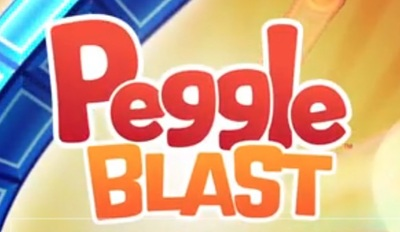 Peggle Blast from EA Games