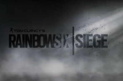 Rainbow Six Siege by Ubisoft