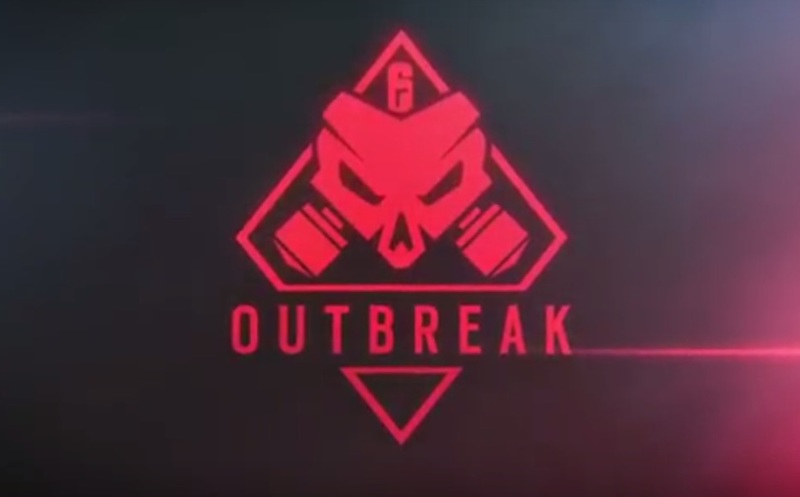 Rainbow Six Siege Outbreak for PS4, Xbox One, and Windows machines