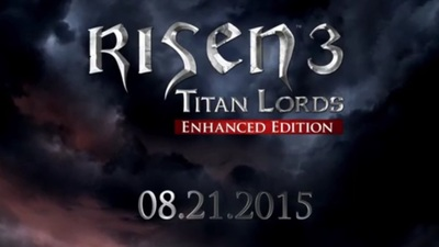 Risen 3 Enhanced Edition exclusively on PS4