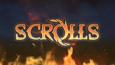 Scrolls by Mojang, makers of Minecraft