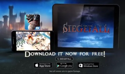 Siegefall by Gameloft