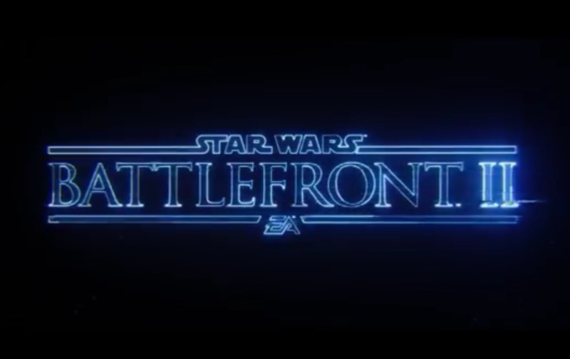 Star Wars Battlefront 2 from EA Dice, Motive Studios, and Criterion Software