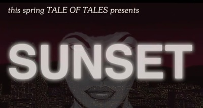 Sunset by Tale of Tales