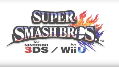 Super Smash Bros for Wii U and Nintendo 3DS