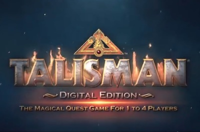 Talisman by Nomad Games and Games Workshop