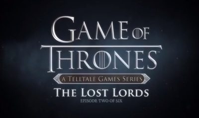 Telltale's Game of Thrones Episode two