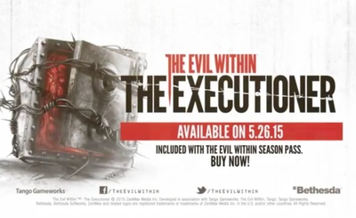 The Evil Within The Executioner DLC