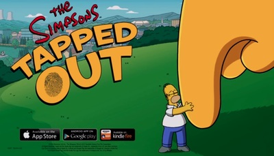The Simpsons Tapped Out by EA Games