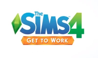 The Sims 4 Get to Work by Maxis and EA
