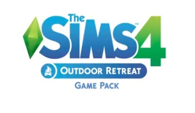 The Sims 4 Outdoor Retreat Game Pack by Maxis and EA