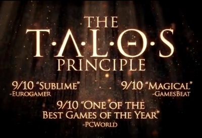 The Talos Principle Trailer