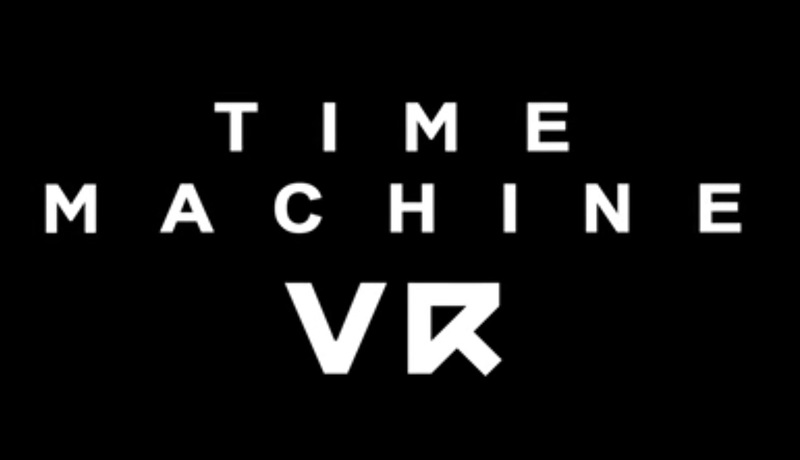 Time Machine VR for PlayStation VR, Rift, HTC VIVE, and Steam.
