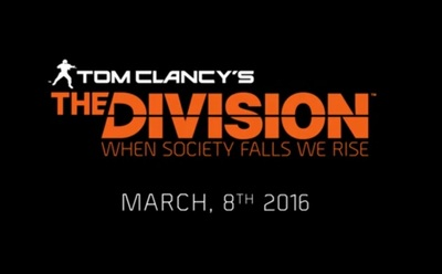 Tom Clancy's The Division by Ubisoft