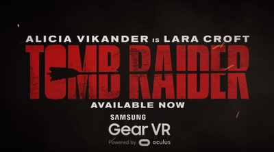 Tomb Raider VR for Samsung VR Gear