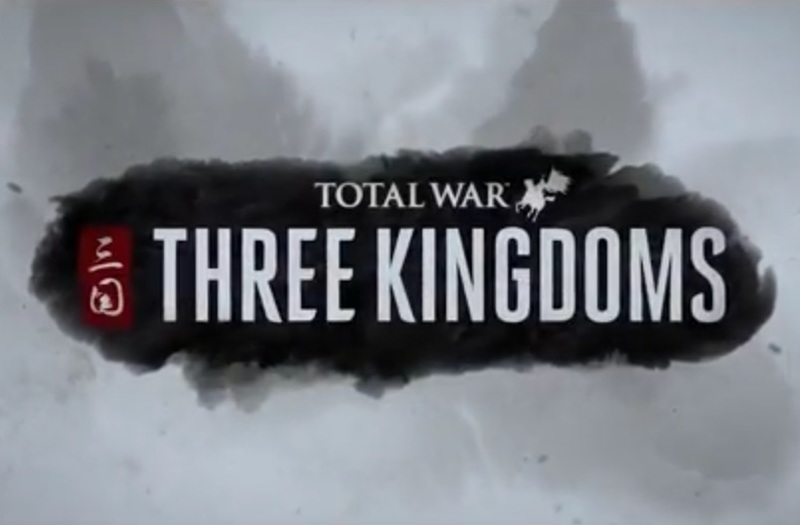 Total War Three Kingdoms by Creative Assembly and Sega