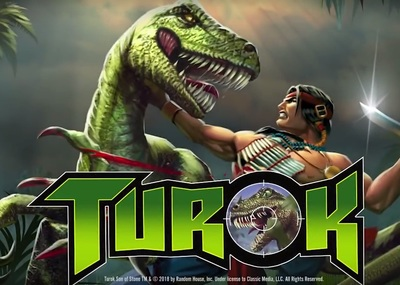 Turok rerelease exclusively on Xbox One