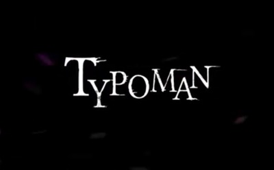 Typoman for Wii U by Brainseed Factory and Headup Games