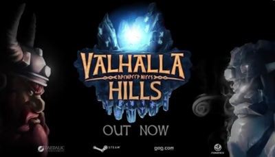 Valhalla Hills by Funatics Software and Daedalic Entertainment