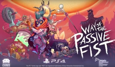 Way of the Passive Fist for PS4, Xbox One, PC, Mac, and Linux